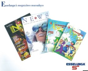 Esselunga-magazines