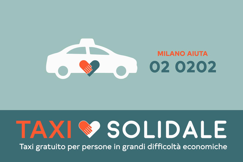 Taxi Solidale, Milano Aiuta