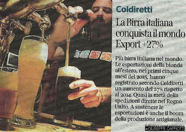 Birra italiana