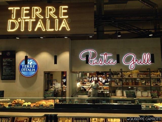 Carrefour terre d'italia ristorante 1