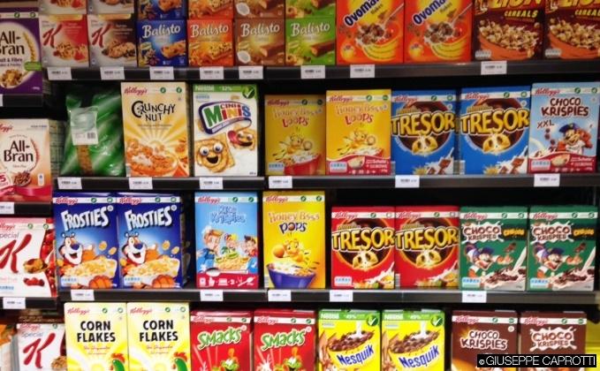 Cereali cover