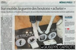 Le Monde 5 giugno 2015