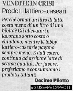 Latte Corriere 5 marzo 2016