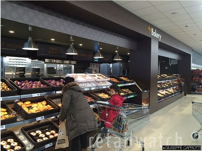 Lidl Uk bakery