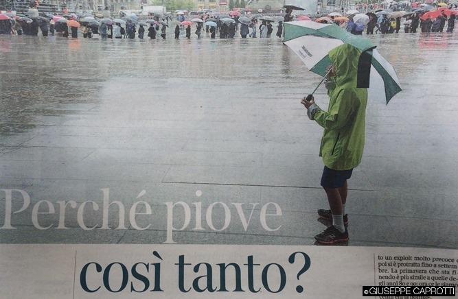 Perchè piove così tanto Corriere 18 giugno 2016