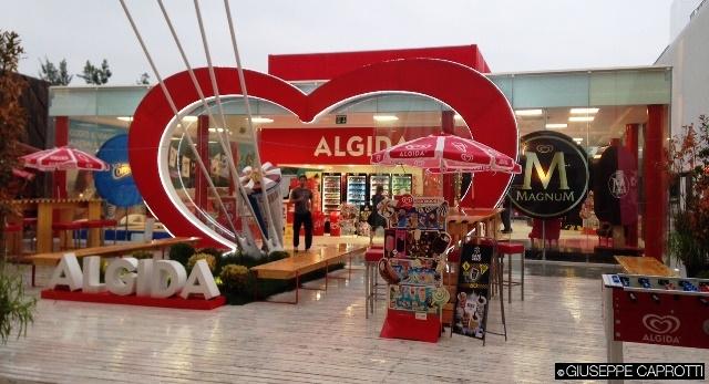 algida concept store