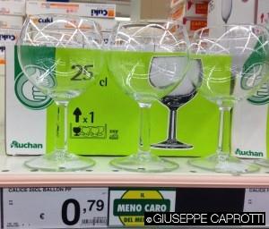 bicchieri auchan