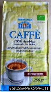 Caffè arabica equo-solidale