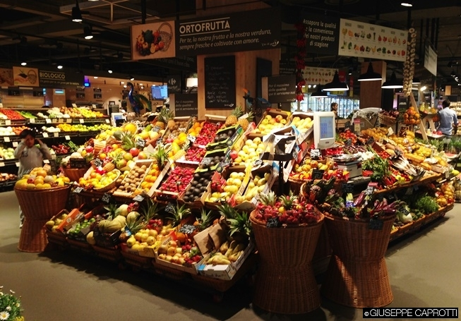 carrefour bezzi frutta e verdura
