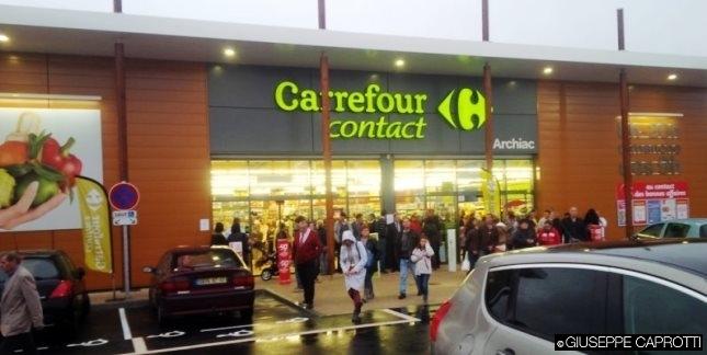 carrefour contact negozio