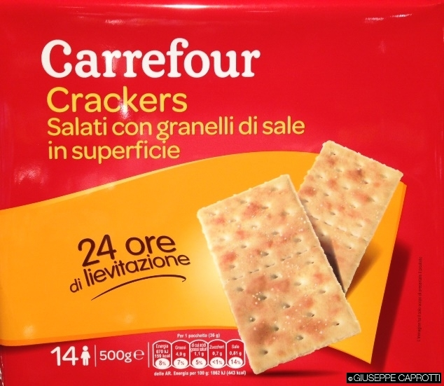 carrefour crackers