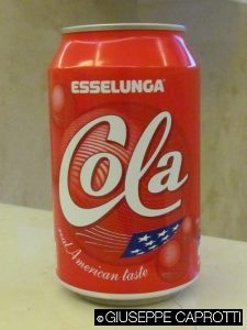 cola esselunga