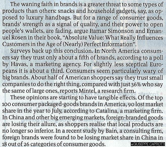 consumer goods economist 14 novembre 2015
