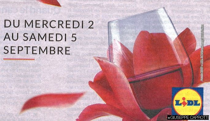 foire a vins Lidl