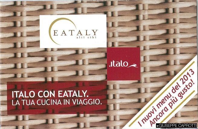 Sala Fumatori Italo : Il cibo su italo un autogoal giuseppecaprotti