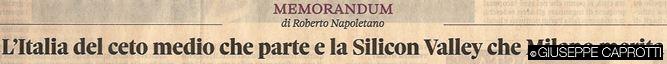 l'italia del ceto medio titolo il sole 18 ottobre 2015