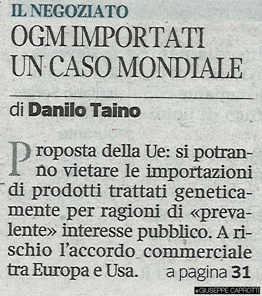 Corriere della Sera 23 aprile 2015