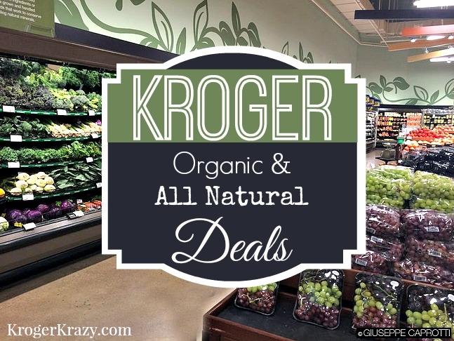 organics kroger