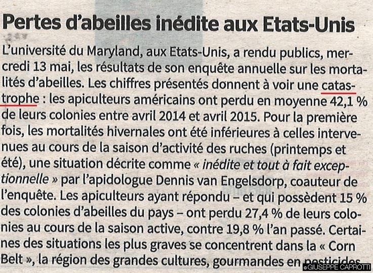Le Monde 15 mai 2015