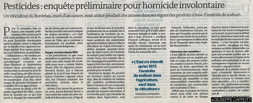 Le Monde 9 luglio 2015