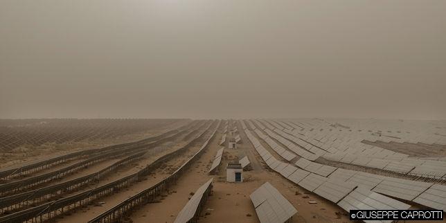 Impianti fotovoltaici a Gulang (Cina)