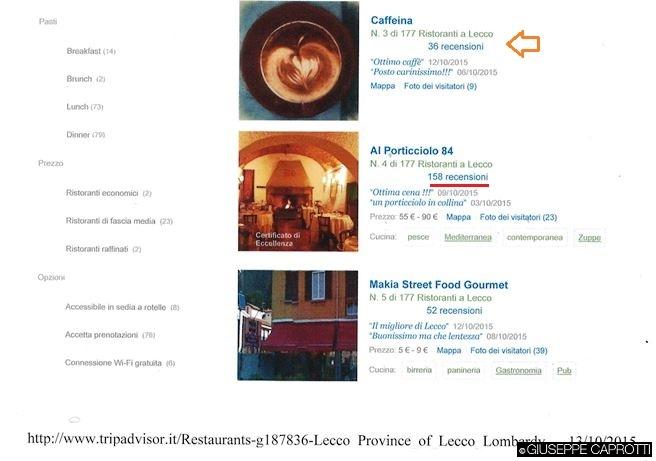 tripadvisor migliori ristoranti lecco 2
