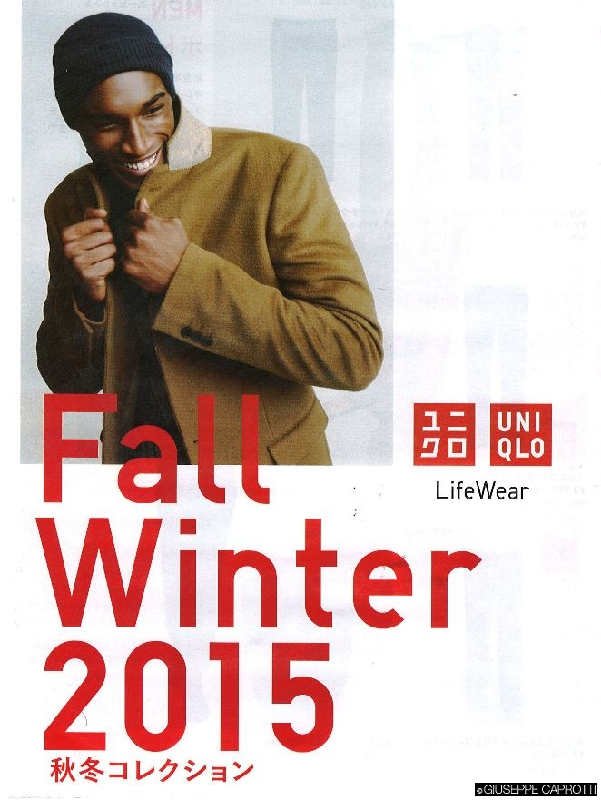 uniqlo fall winter 2015